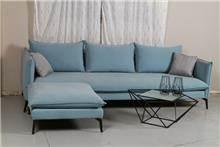 ספה תלת מושבית מודרנית