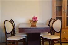 שולחן + 4 כיסאות