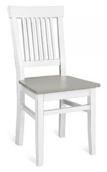 כיסא שולחן עץ