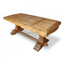 שולחן אוכל עץ עתיק - הגלריה המקסיקנית