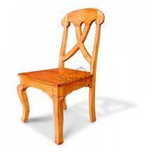 כיסא X מתעגל ללא ידיות