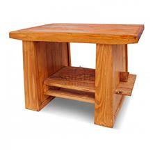 שולחן סייד בעיצוב נקי