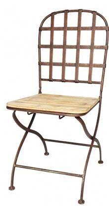 כיסא ברזל אגאדיר - הגלריה המקסיקנית