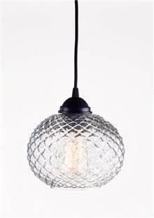 מנורה לתלייה מזכוכית AM264 - הגלריה המקסיקנית