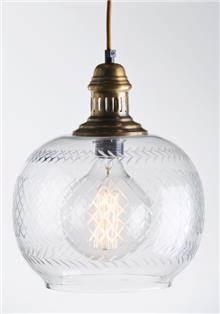 מנורה לתלייה מזכוכית AM271
