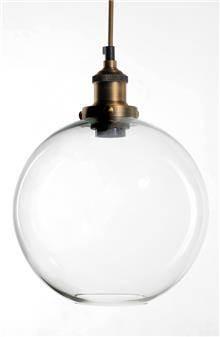 מנורה לתלייה מזכוכית AM718P
