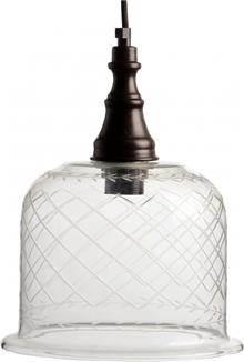 מנורה לתלייה מזכוכית AM64 - הגלריה המקסיקנית