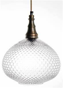 מנורה לתלייה מזכוכית AM863