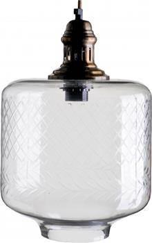 מנורה לתלייה מזכוכית AM307
