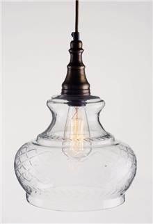 מנורה לתלייה מזכוכית AM31 - הגלריה המקסיקנית