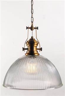 מנורה לתלייה מזכוכית AM807