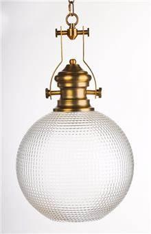 מנורה לתלייה מזכוכית AM818