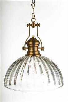 מנורה לתלייה מזכוכית AM819 - הגלריה המקסיקנית