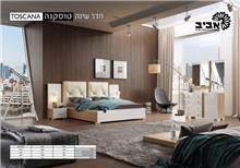 חדר שינה טוסקנה - Home-Style Furniture