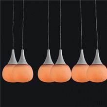 מנורה דגם טמפו שישיה - תמי ורפי תאורה מעוצבת