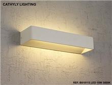 גוף תאורה צמוד קיר 15W LED