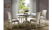 פינת אוכל אוליביה + 4 כיסאות - רהיטי זילבר
