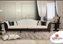ספה מעוצבת אלגנט