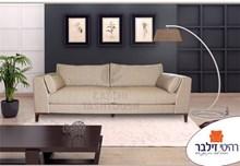 ספה מעוצבת גולד - רהיטי זילבר
