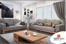 סלון 2+3 דגם ניקס - רהיטי זילבר