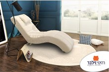 מיטת סלון מעוצבת סנד - רהיטי זילבר