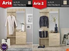 ארון כניסה ARIS - רהיטי זילבר