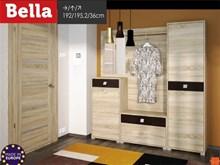 ארון כניסה BELLA - רהיטי זילבר