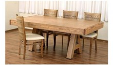 שולחן דגם רגל A - רהיטי זילבר