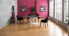 שולחן אוכל Claudio Ceramic - רהיטי זילבר