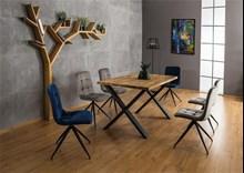 שולחן אוכל מעץ Xaviero - רהיטי זילבר