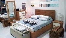 חדר שינה מעוגל - רהיטי זילבר