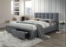 מיטה מעוצבת דגם ASCOT - רהיטי זילבר