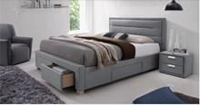מיטה מעוצבת INES - רהיטי זילבר