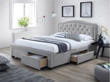 מיטה זוגית מעוצבת ELECTRA