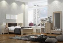 חדר שינה רומא - רהיטי זילבר