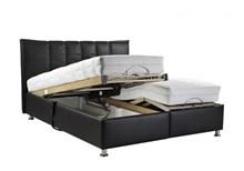 מיטה מתכווננת דגם בסיס רוקו עם ראש A - פרדייז - רהיטי זילבר