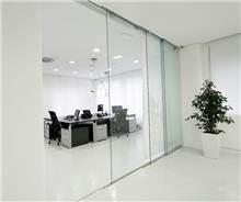 דלת זכוכית מודרנית - קליר תעשיות זכוכית