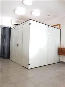 חדרון מזכוכית - קליר תעשיות זכוכית