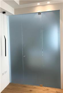 דלתות זכוכית מעוצבות - קליר תעשיות זכוכית