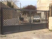 """שער כניסה לחנייה - מסגרית הדודים בע""""מ"""