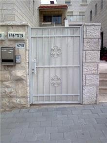 """סורג לשער - מסגרית הדודים בע""""מ"""