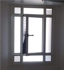 חלון סלון  -  אלומיניום עבודות AZ