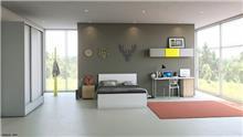חדר ילדים ונוער דגם אופק - רהיטי דורון