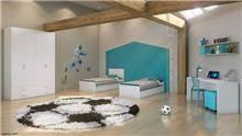 חדר ילדים דגם שחף