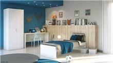 חדר ילדים ונוער דגם ים - רהיטי דורון