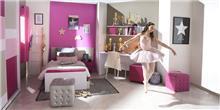 חדר ילדים ונוער דגם ליאן - רהיטי דורון