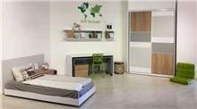 חדר ילדים ונוער דגם שחר - רהיטי דורון