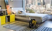 מיטת נוער דגם יאנג מרחפת - רהיטי דורון