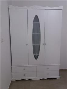 ארון בגדים 3 דלתות - WA0019