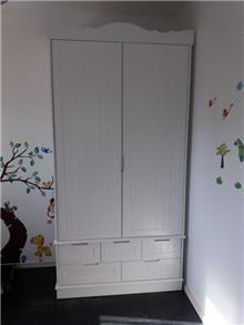 ארון בגדים 2 דלתות